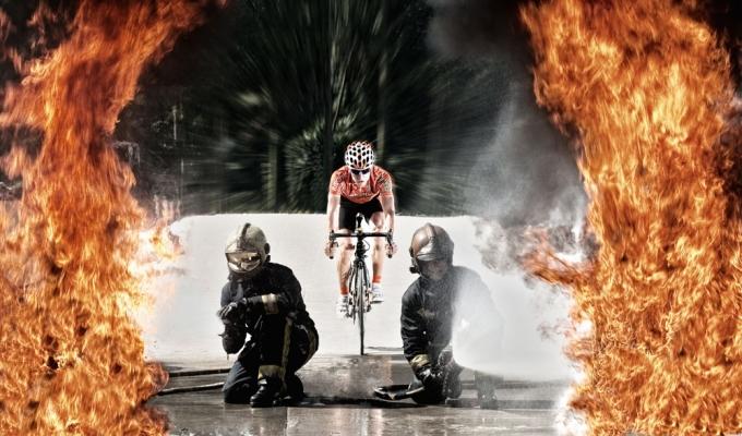 Igor Anton. Vencedor de dos etapas Vuelta 2010