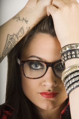 Maquillaje y Fotografia: Iratxe irizar / Modelo: Maider Sierra