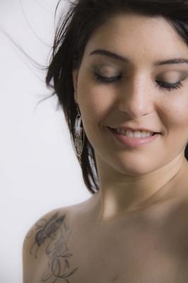 Maquillaje y fotografia: Iratxe Irizar