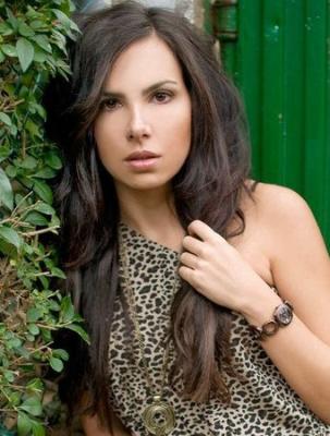 Maquillaje: Iratxe Irizar / Fotografia: Erika Cortijo / Modelo: Laura Lozano