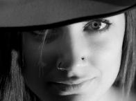 Maider B&N  – Maquillaje y Fotografia: Iratxe Irizar