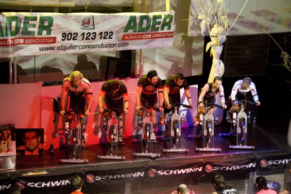 Schwinn Cycling Tour Bilbao 2010