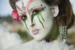 Maquillaje y Fotografia: Iratxe Irizar / Modelos: Jone Zubiaga Y Elena Ruiz