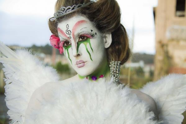 Angel & Diablo – Maquillaje y Fotografia: Iratxe Irizar