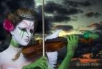 Angek & Diablo – Maquillaje y Fotografia: Iratxe Irizar