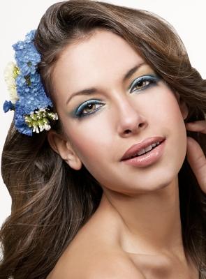 Maquillaje: Iratxe Irizar / Fotografia: Erika Cortijo / Modelo: Angela Saiz