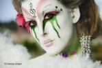 Maquillaje y Fotografía: Iratxe Irizar / Modelo: Elena Ruiz
