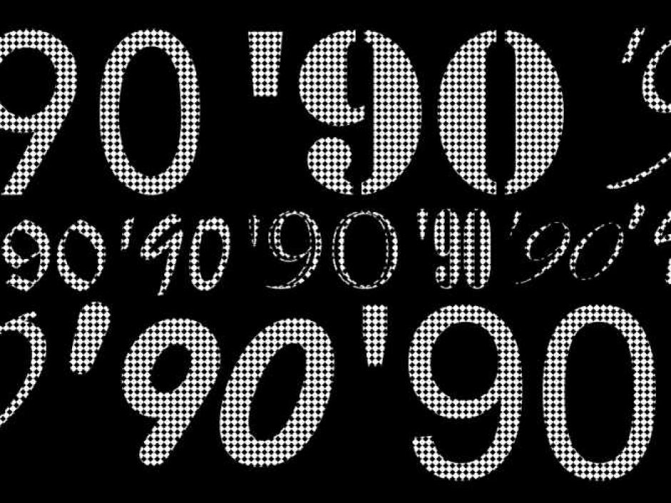 ¿Sabias que… en los años 90…?