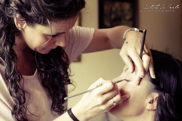 Make Up: Iratxe Irizar / Fotografía: Judith De Prado
